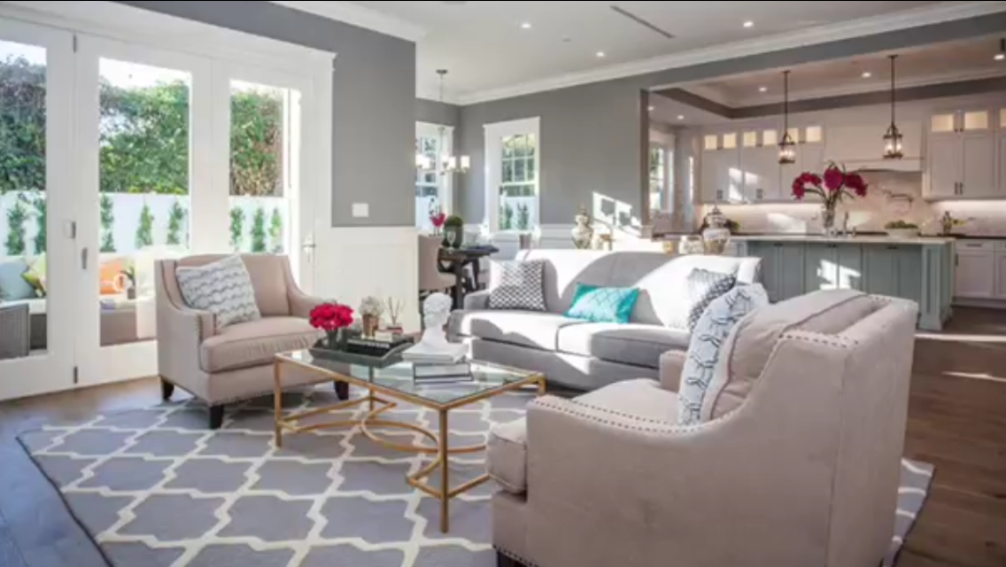 Grace Valentina Custom Home Staging - One of Southern
